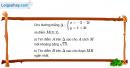 Bài 20 trang 103 SBT Hình học 10 Nâng cao