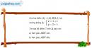 Bài 25 trang 103 SBT Hình học 10 Nâng cao