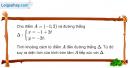Bài 29 trang 105 SBT Hình học 10 Nâng cao