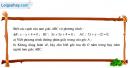 Bài 31 trang 105 SBT Hình học 10 Nâng cao