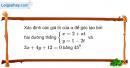 Bài 33 trang 105 SBT Hình học 10 Nâng cao