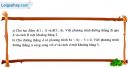 Bài 34 trang 105 SBT Hình học 10 Nâng cao