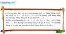 Bài 36 trang 106 SBT Hình học 10 Nâng cao