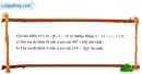 Bài 40 trang 106 SBT Hình học 10 Nâng cao