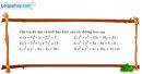 Bài 42 trang 107 SBT Hình học 10 Nâng cao