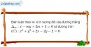 Bài 46 trang 107 SBT Hình học 10 Nâng cao