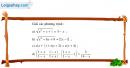 Câu 3.28 trang 62 SBT Đại số 10 Nâng cao