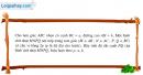 Câu 3.33 trang 63 SBT Đại số 10 Nâng cao
