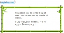 Câu 3.46 trang 92 sách bài tập Đại số và Giải tích 11 Nâng cao