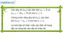 Câu 3.47 trang 93 sách bài tập Đại số và Giải tích 11 Nâng cao