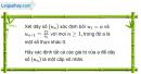 Câu 3.48 trang 93 sách bài tập Đại số và Giải tích 11 Nâng cao