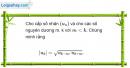 Câu 3.55 trang 94 sách bài tập Đại số và Giải tích 11 Nâng cao