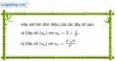 Câu 3.70 trang 96 sách bài tập Đại số và Giải tích 11 Nâng cao