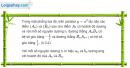 Câu 3.72 trang 97 sách bài tập Đại số và Giải tích 11 Nâng cao