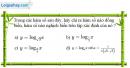 Câu 2.77 trang 82 sách bài tập Giải tích 12 Nâng cao
