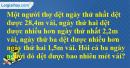 Bài 4 trang 52 (luyện tập) sgk Toán 5