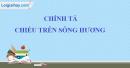 Chính tả (Nghe - viết): Chiều trên sông Hương