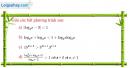 Câu 2.138 trang 93 sách bài tập Giải tích 12 Nâng cao