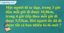 Bài 3 trang 58 sgk Toán 5