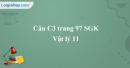 Câu C3 trang 97 SGK Vật lý 11