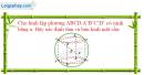 Câu hỏi 3 trang 48 SGK Hình học 12