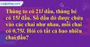 Bài 3 trang 70 Tiết 37 sgk Toán 5