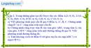 Câu 2 Đề II trang 132 SGK Hình học 12 Nâng cao
