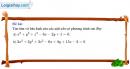 Bài tập 5 - Trang 68 - SGK Hình học 12
