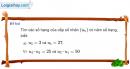 Bài 3 trang 103 sgk toán 11
