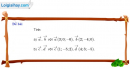 Bài 4 trang 68 SGK Hình học 12
