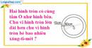 Bài 2 trang 100  SGK toán 5 luyện tập chung