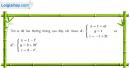 Bài tập 4 - Trang 90 - SGK Hình học 12