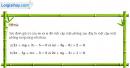 Bài tập 8 - Trang 81 - SGK Hình học 12