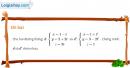 Bài tập 9 - Trang 91 - SGK Hình học 12