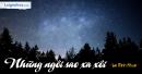 Viết đoạn văn (khoảng 8 - 10 câu) nêu cảm nhận của em về nhan đề truyện ngắn Những ngôi sao xa xôi của Lê Minh Khuê trong đó có sử dụng hai phép liên kết câu