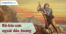 Tổng hợp 5 cách kết bài cho tác phẩm Rô-bin-xơn ngoài đảo hoang