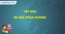 Tập đọc: Đi hội chùa Hương
