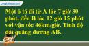 Bài 2 trang 141 sgk toán 5 luyện tập