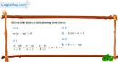Câu 4.37 trang 108 SBT Đại số 10 Nâng cao