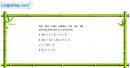 Câu 4.47 trang 110 SBT Đại số 10 Nâng cao