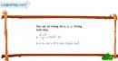 Câu 4.85 trang 116 SBT Đại số 10 Nâng cao
