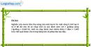 Câu 5.10 trang 176 SBT Đại số 10 Nâng cao