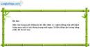 Câu 5.16 trang 178 SBT Đại số 10 Nâng cao