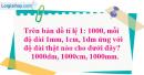 Bài 1, bài 2, bài 3 Tiết 147 trang 155 sgk Toán 4