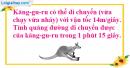 Bài 4 trang 142 sgk toán 5 luyện tập