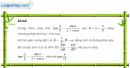 Câu 6.40 trang 203 SBT Đại số 10 Nâng cao
