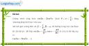 Câu 6.41 trang 203 SBT Đại số 10 Nâng cao