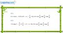 Câu 6.45 trang 204 SBT Đại số 10 Nâng cao