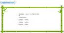 Câu 6.59 trang 206 SBT Đại số 10 Nâng cao