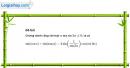 Câu 6.62 trang 207 SBT Đại số 10 Nâng cao
